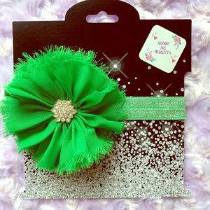 Other - Baby girl flower headband
